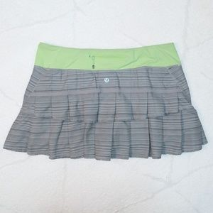 lululemon run ∙ pace setter skirt